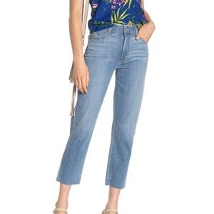 NWT! Joe's Jeans Straight Ankle Jeans in Lonnie